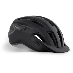 MET Allroad Casco, black matte